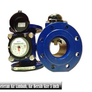 Water Meter Limbah Type LXLC